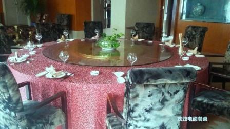 嘉兴市酒店店餐桌玻璃转盘厂家